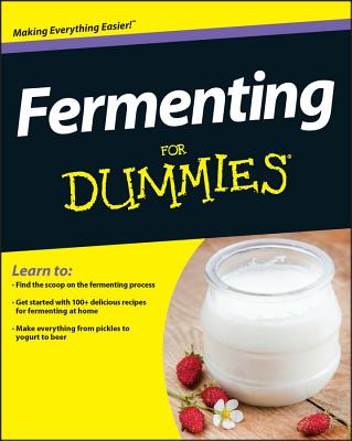 Fermenting for Dummies By Wasserman, Marni/ Jeanroy, Amelia