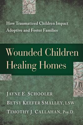 Wounded Children, Healing Homes By Schooler, Jayne E./ Smalley, Betsy Keefer/ Callahan, Timothy J./ Tracy, Elizabeth A. (CON)/ Shrier, Debra L. (CON)/ Harris, Grace (CON)/ Straughan, Hope Haslam (CON)